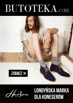 projekt banera reklamującego buty z Butoteki Kraków