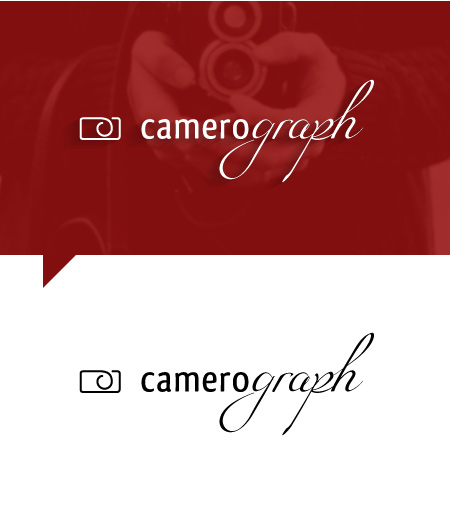 photographer logo design Manchester gallery