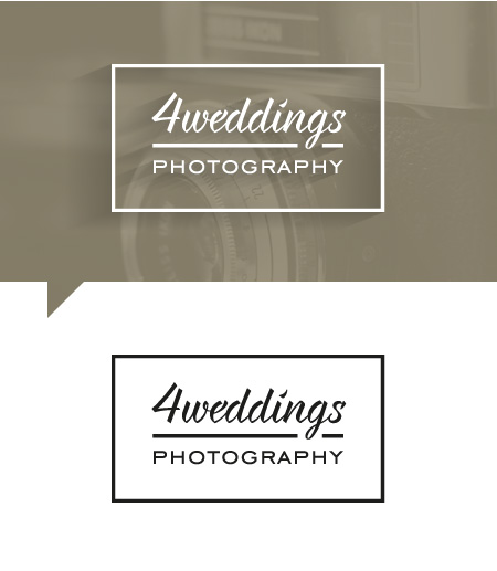 photographer logo design London Manchester Liverpool Poland designer freelancer