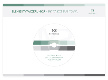 creation of visual elements CD cover stationery London